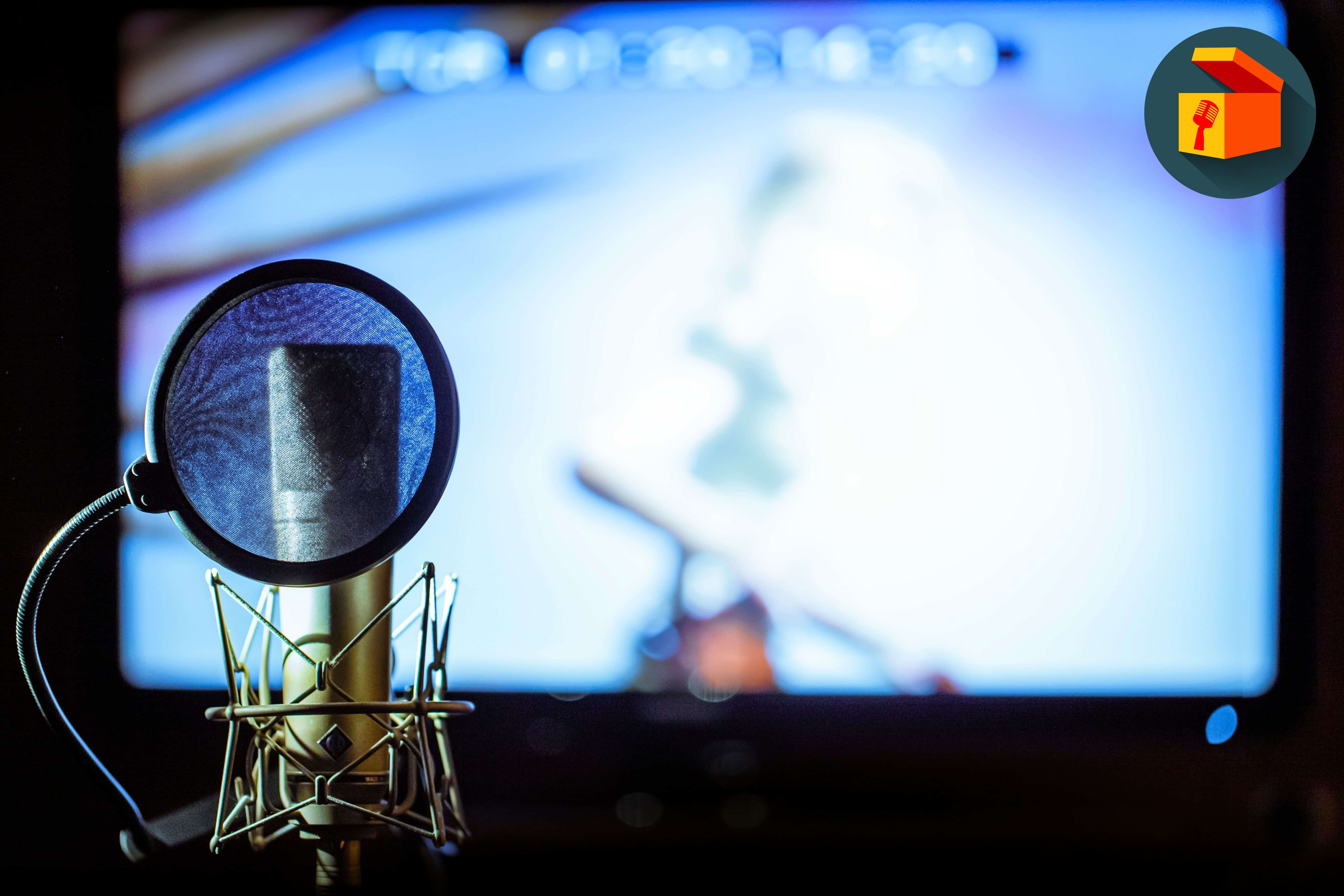 Voice Over Session