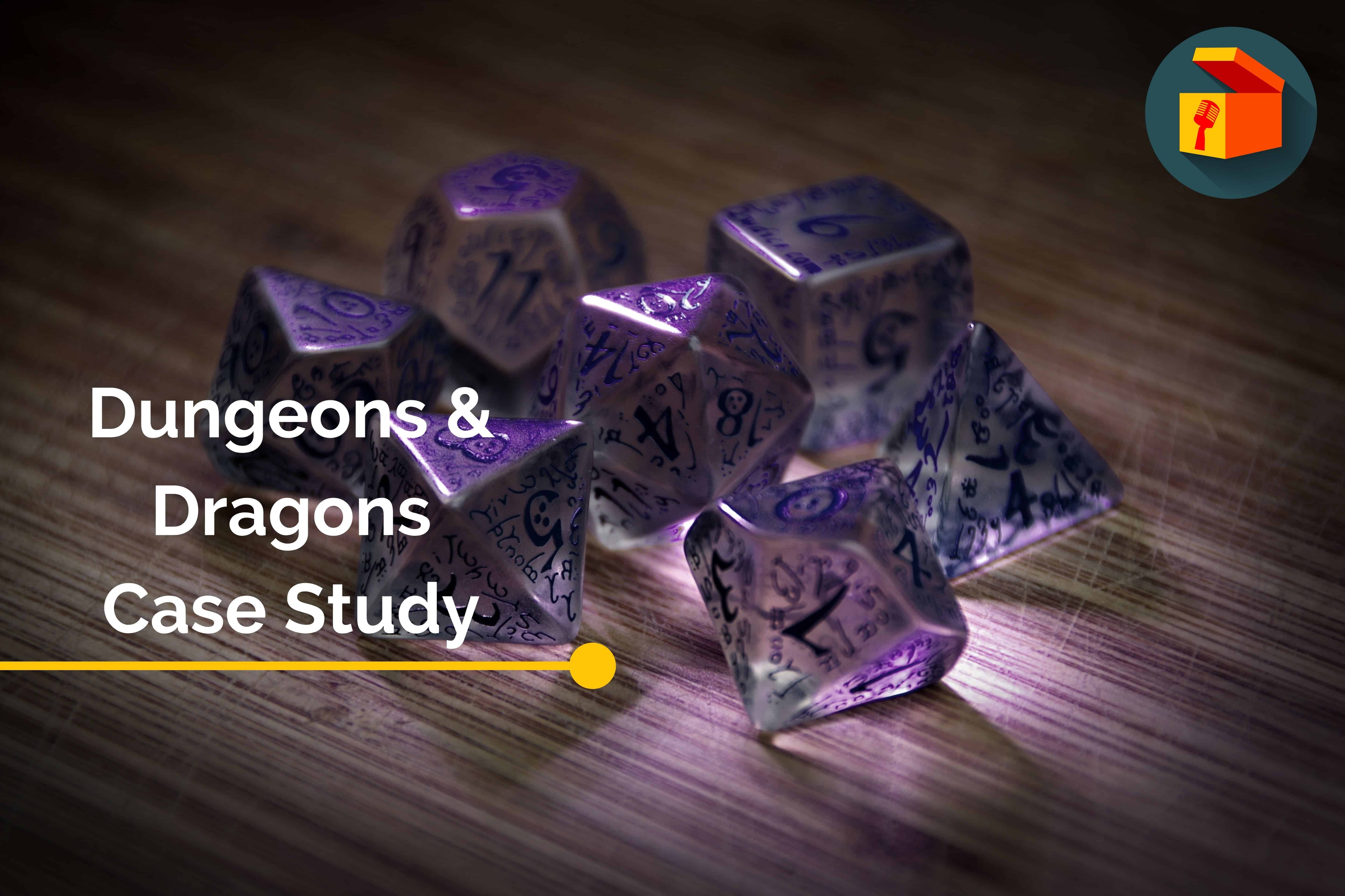 Dungeons and Dragons Case Study